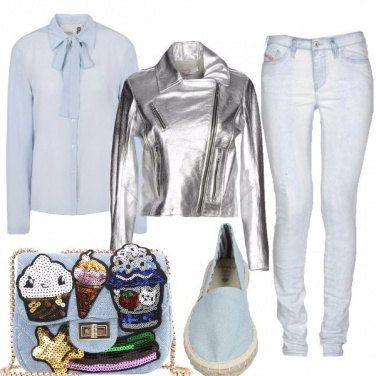 Outfit Tre must have in un look solo