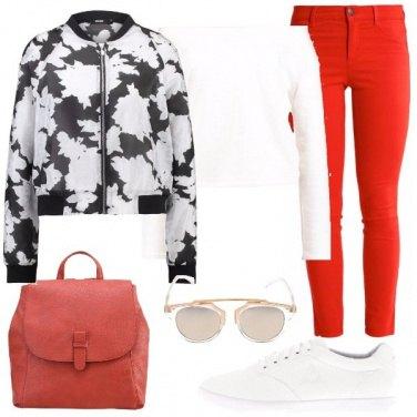 Outfit Week-end fuori porta