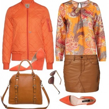 Outfit Tangerine City