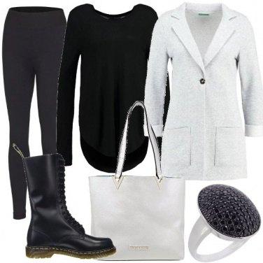 Outfit La mezza stagione