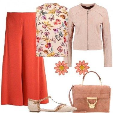 Outfit Tutto in fiore