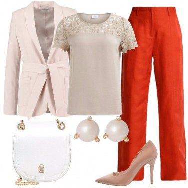 Outfit Semplice ma elegante