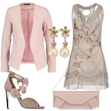 Outfit Irriducibile romantica