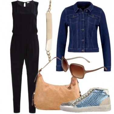Outfit Di giorno in jumpsuit