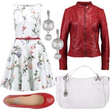 Outfit Un giardino in fiore
