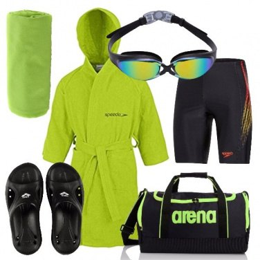 Outfit L\'uomo nuotatore