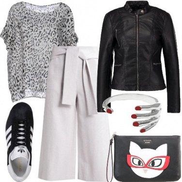 Outfit Come un felino