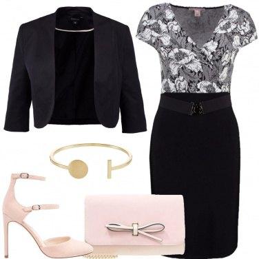 Outfit Il rosa che spezza