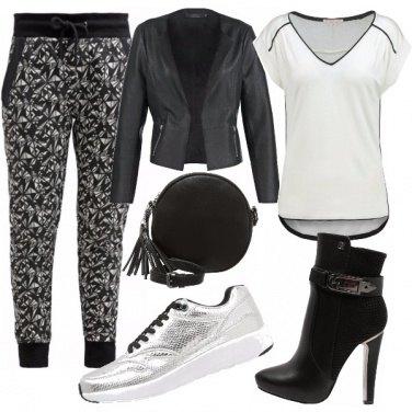 Outfit Pantaloni sportivi