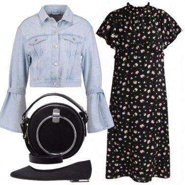 Outfit Romantica ma modaiola