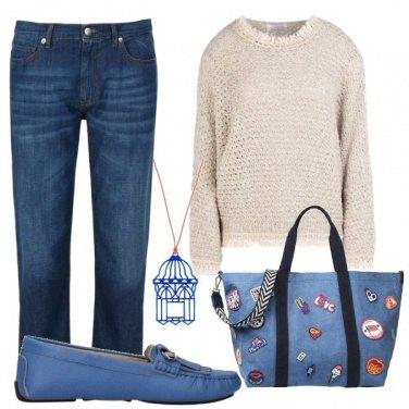 Outfit La borsa allegra