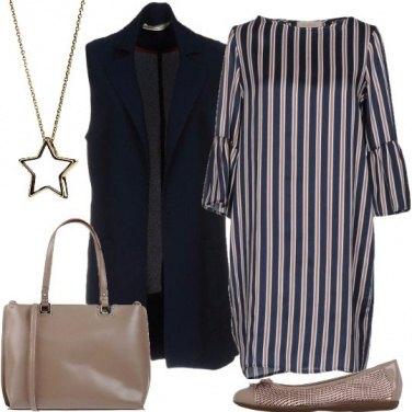 Outfit Oversize di primavera