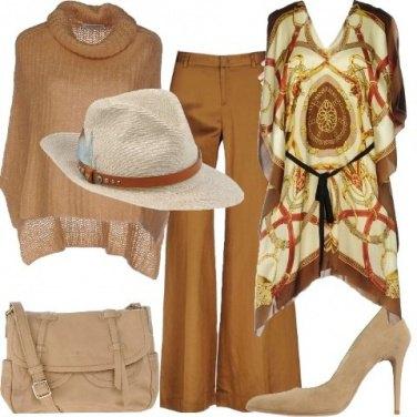 Outfit Comoda da mattina a sera