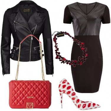 Outfit Bacio rock