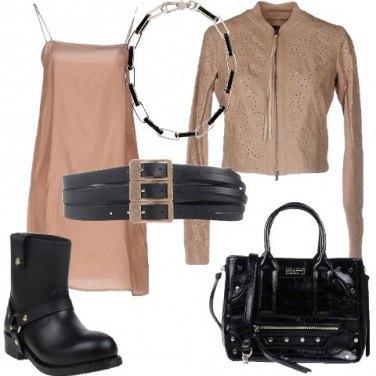 Outfit E\' un rock bambino