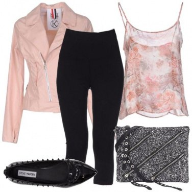 Outfit Un rock primaverile