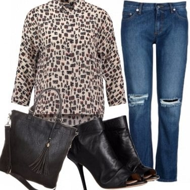 Outfit Camicia