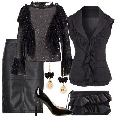 Outfit Diversamente bon ton