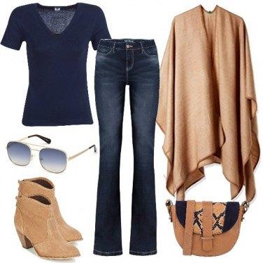 5ae3c044b14f Outfit donna - GET THE LOOK: Penelope Cruz. Stile Urban per Tutti i giorni