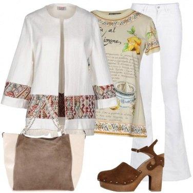 Outfit Originale e creativa