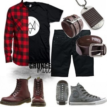 Outfit GRUNGE MOOD