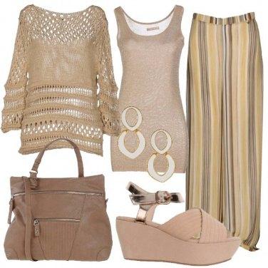 Outfit Giornata morbida