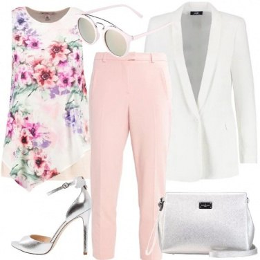 Outfit Domenica di Aprile