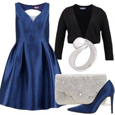 Outfit Un tocco d\'argento
