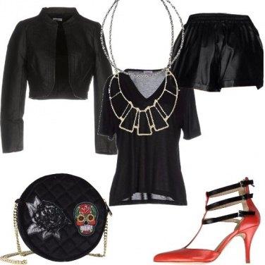 Outfit Rock e sexy