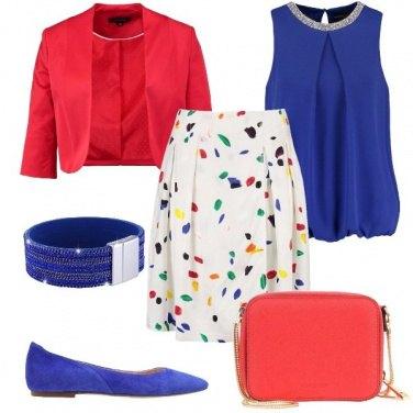 Outfit Colori ed energia