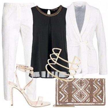 Outfit Raffinata eleganza