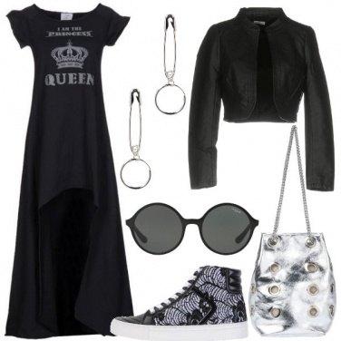 Outfit Sono la regina