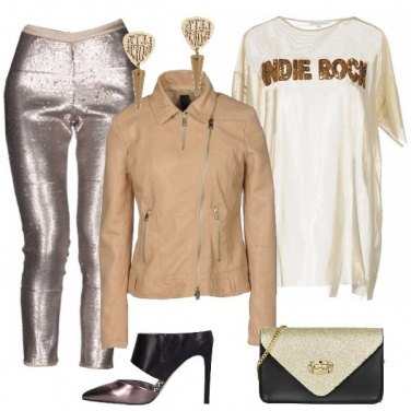 Outfit Rock indipendente