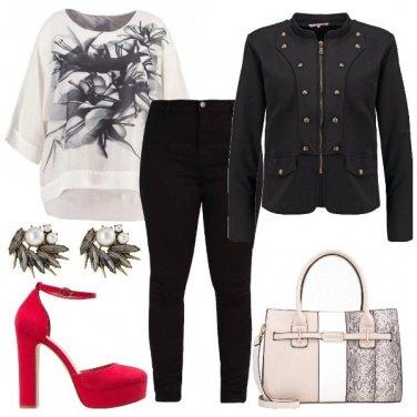 Outfit Alla moda con le curve
