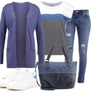Outfit Opzione sneakers