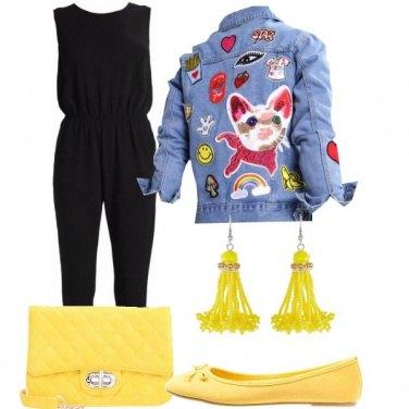 Outfit Giornata allegra