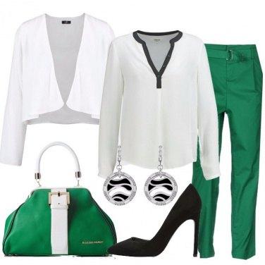 Outfit Chic di primavera