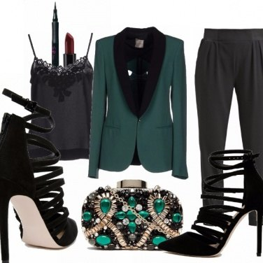 Outfit Bond girl