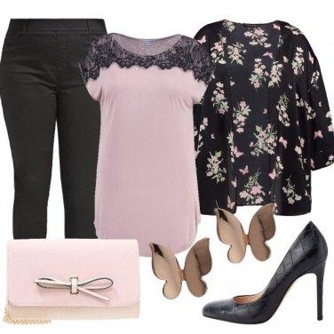 Outfit Romantiche Curvy