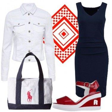 Outfit Diversamente tubino