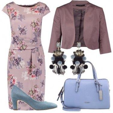 Outfit I colori pastello