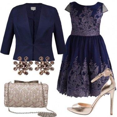 Outfit Morbida eleganza