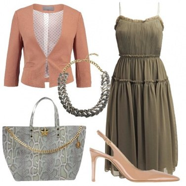 Outfit Forte e delicata
