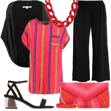 Outfit Per over che amano i colori