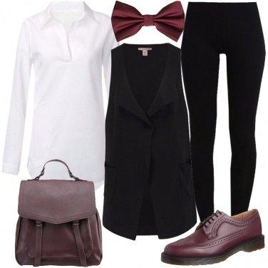 Outfit Dettagli maschili