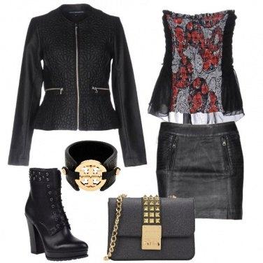 Outfit Stile d\'impatto