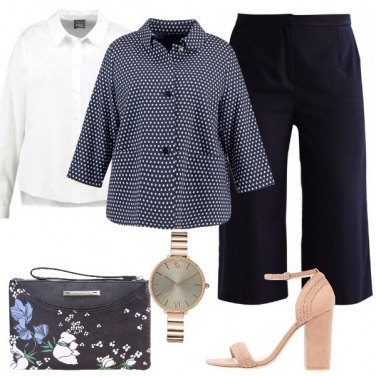 Outfit Curvy con classe