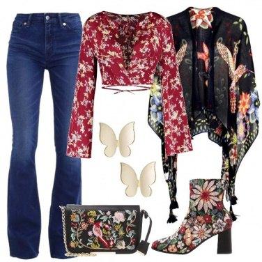 Outfit Vita da vespa