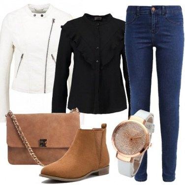 Outfit Deliziosa con poco