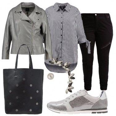 Outfit Passeggiata e shopping